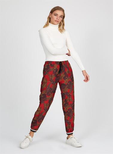 Setre Pantolon Kırmızı